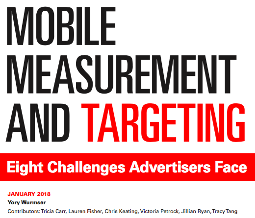 screen6 contributes to emarketers mobile measurement and targeting report